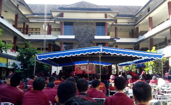 Pelantikan bersama dan Syawalan Keluarga Besar IMM se-Universitas Ahmad Dahlan